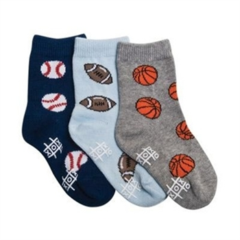 Youth Sports Knee Socks. Get the color and size you need for your child's youth league activities. Our youth socks are strong and comfortable so they don't distract your little athlete.